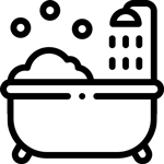 Bathroom Remodeling Icon